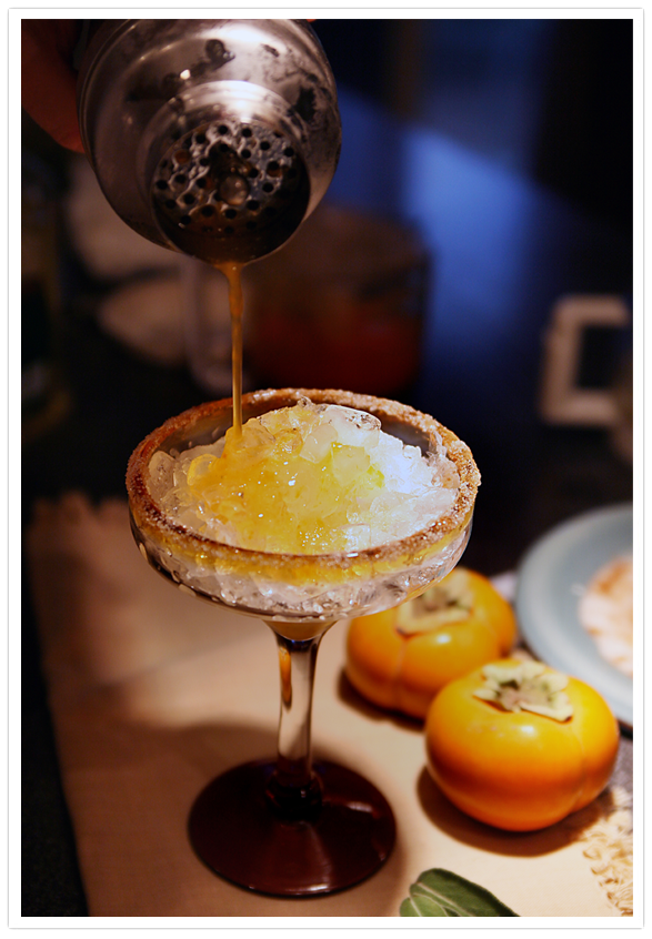 Persimmon Margarita - Muy Bueno Cookbook