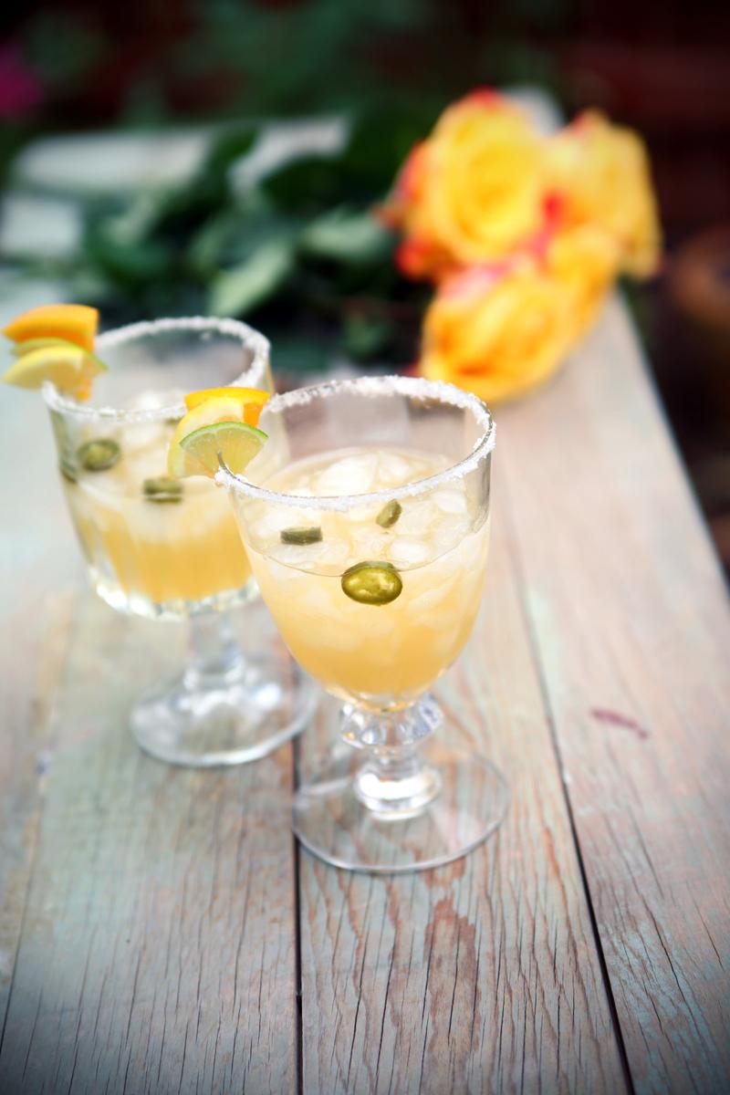 Spicy Citrus Margarita - Muy Bueno Cookbook